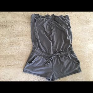 Abercrombie & Fitch Strapless Romper♥️